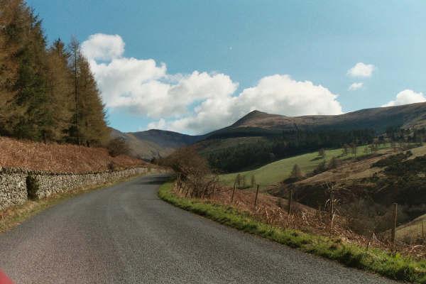 uk road: